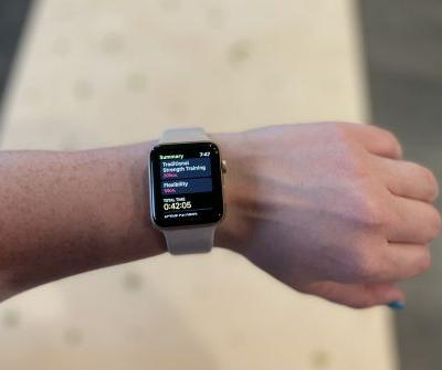 Apparently You Can Connect the Segments of Your Workout on the Apple Watch - Here's How