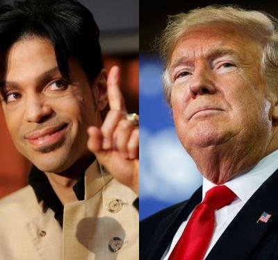 Prince's estate is asking Donald Trump to 'cease all use' of his music at his rallies