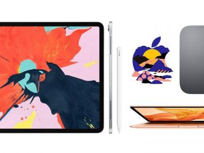 Today's new Macs and iPad Pro now available for pre-order at third-party retailers