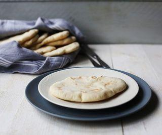 How to Make Fluffy Pita Bread