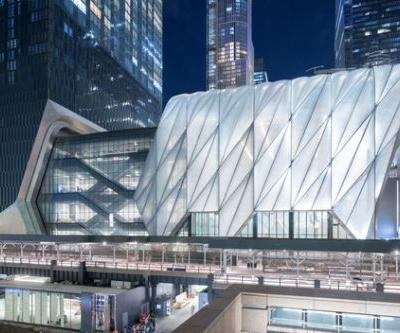 The Shed, a Center for the Arts / Diller Scofidio + Renfro