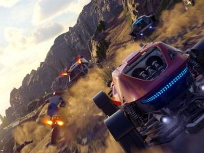 Arcade Racer Onrush Available Now, Check Out Trailer