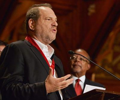 Harvard rescinds medal awarded to Harvey Weinstein