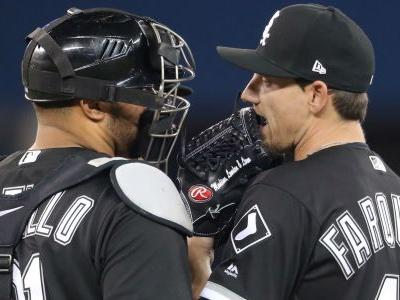 White Sox P Danny Farquhar 'progressing well' after surgery