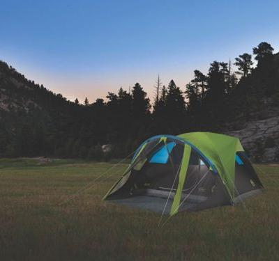 This tent solves the most common frustrations campers have and helps them sleep better
