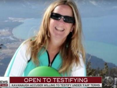 Here Are the Top Five Questions Christine Ford Should Be Asked, But Likely Won't Be