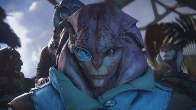 5 Mass Effect Aliens that You Do Not Want to Have Sex With