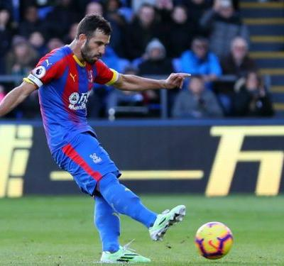 Crystal Palace 2 Arsenal 2: Milivojevic on the spot as Gunners' winning run ends