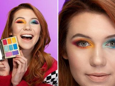 Where To Get The Tarte X Jessie Paege Pride Palette, For Positivity & Rainbow Vibes Galore