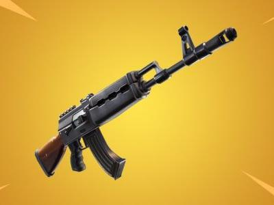 Fortnite is getting a new Heavy Assault Rifle