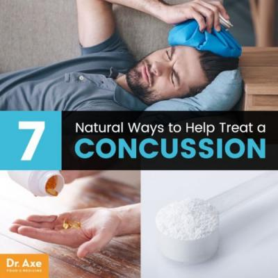 Concussion Treatment: 7 Natural Ways to Treat a Concussion