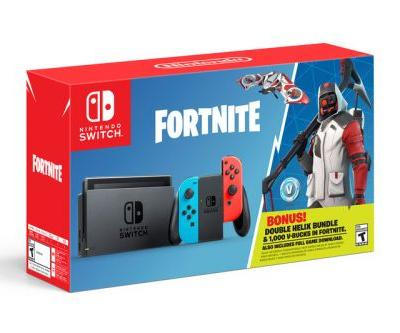 'Fortnite' is Getting a Nintendo Switch Bundle With Exclusive Skin