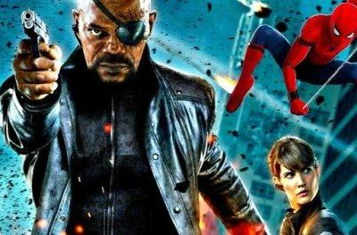 Nick Fury & Maria Hill Confirmed for Spider-Man: Far from