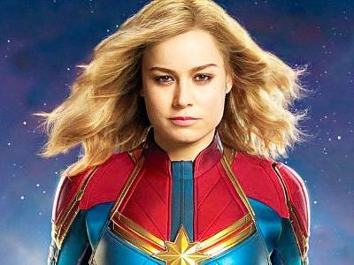Captain Marvel Trailer Is Here