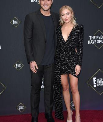 'Bachelor' Star Colton Underwood Celebrates 1-Year With Cassie Randolph: 'I Love All of You'