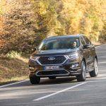 2017 Ford Edge Vignale: On the Edge of Pretension - First Drive Review