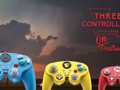 Contest: Win one of three PDP Switch Fight Pad Pro Controllers