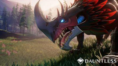 Monster Hunter Style Co-op Action RPG, Dauntless, Reveals New Behemoth