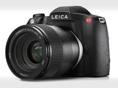 Leica Unveils the S3, A 64-Megapixel Medium Format DSLR