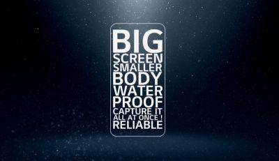 LG G6 teaser reveals large screen, compact body, and water resistance