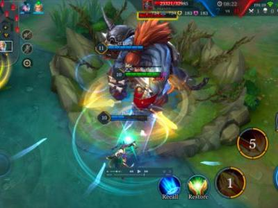 Arena of Valor Rated in Europe for PS4
