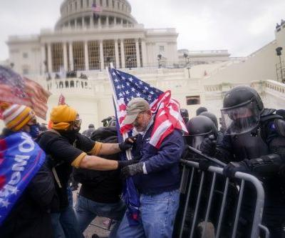 Trump appointee arrested in connection with Capitol riot
