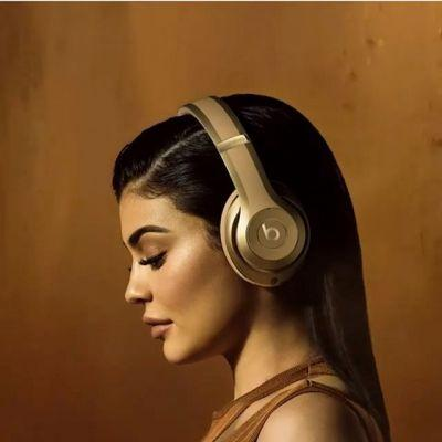 Kylie Jenner is the face of the new Balmain x Beats collab