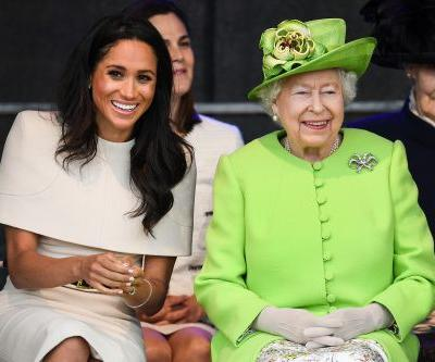 The Queen May Have Banned Meghan Markle From Wearing Princess Diana's Jewels