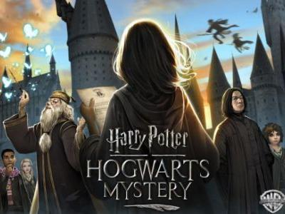 Harry Potter: Hogwart's Mystery opens school for witches and wizards