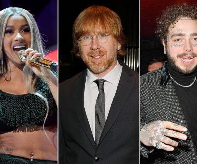 Cardi B, Phish and Post Malone lead Bonnaroo 2019 lineup