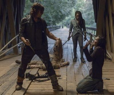 'The Walking Dead' executive producer shares how he brought the show's scary new villains to life