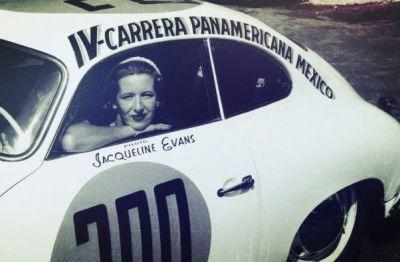Fast Women: Jacqueline Evans-Queen of the Carrera Panamericana