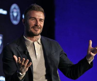 Beckham's evolution from pitch to boardroom continues as he raises curtain on Inter Miami