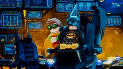 Sit Down with the LEGO Batman Movie Cast!