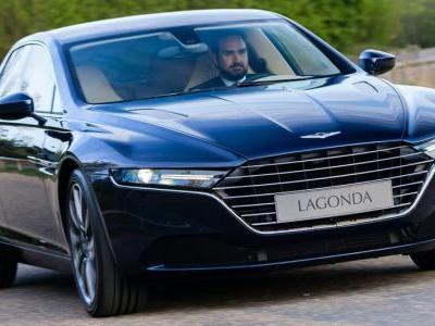 Aston Martin To Launch Two New Lagonda Models By 2023