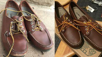 I tested L.L. Bean's legendary return policy by exchanging 4-year-old shoes