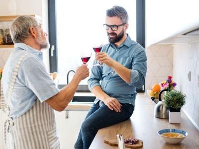 We Asked 10 Sommeliers: What Are You Drinking on Father's Day?