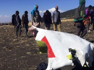 An Ethiopian Airlines passenger said he missed the crashed flight by 2 minutes: 'I'm grateful to be alive'
