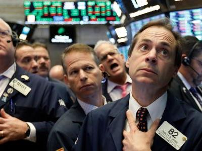 Global stocks are dropping after Trump trade-war jitters sparks US bloodbath