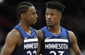 Skip Bayless defends Jimmy Butler over Wolves heated practice: 'He's the alpha on this team'