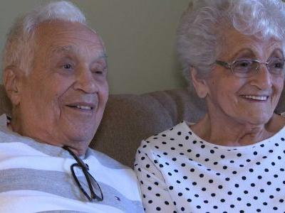 'We were very lucky': Couple celebrates COVID-19 recovery, 70th wedding anniversary