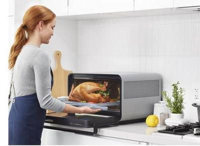 Second-generation A.I.-powered June Oven cooks faster, smarter, and easier
