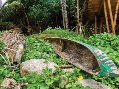 The Almond Wood Canoes of Sumba