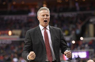 76ers coach Brown says team will hire a GM before season