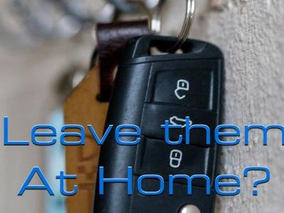 What Would It Take For You To Leave The Car At Home?