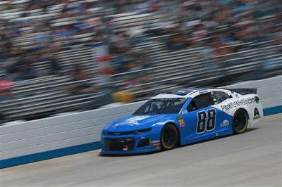 Alex Bowman is 35/1 to win 2019 Foxwoods 301 at NHMS