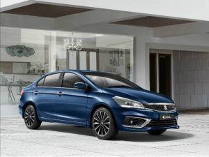 2018 Maruti Ciaz Facelift Launched At Rs 819 Lakh