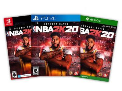 NBA 2K20 Black Friday 2019 Deals