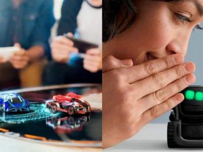 Anki's Best Toys Are Cheaper Than We Were Expecting on Black Friday, Today Only