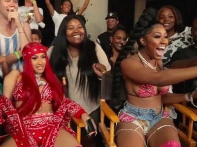 City Girls and Cardi B's New Video Is the Epitome of a Twerk Fest